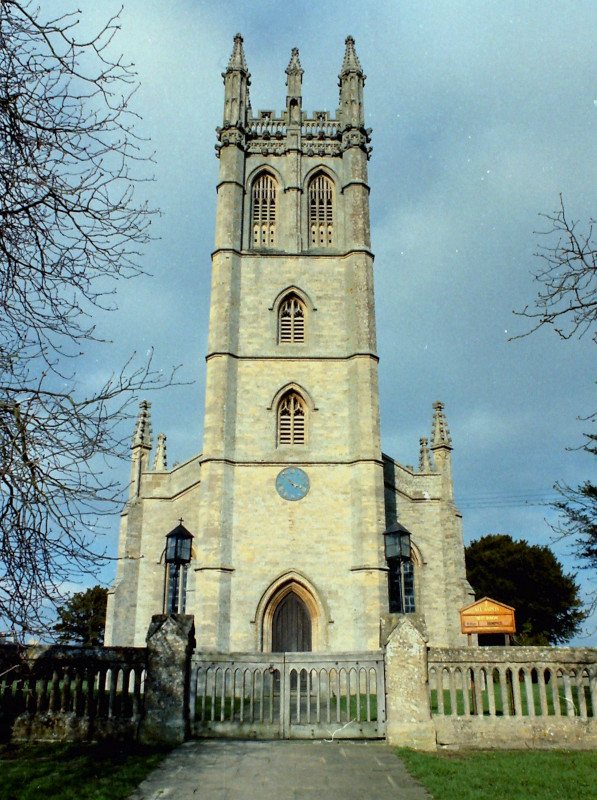 Churchill Church