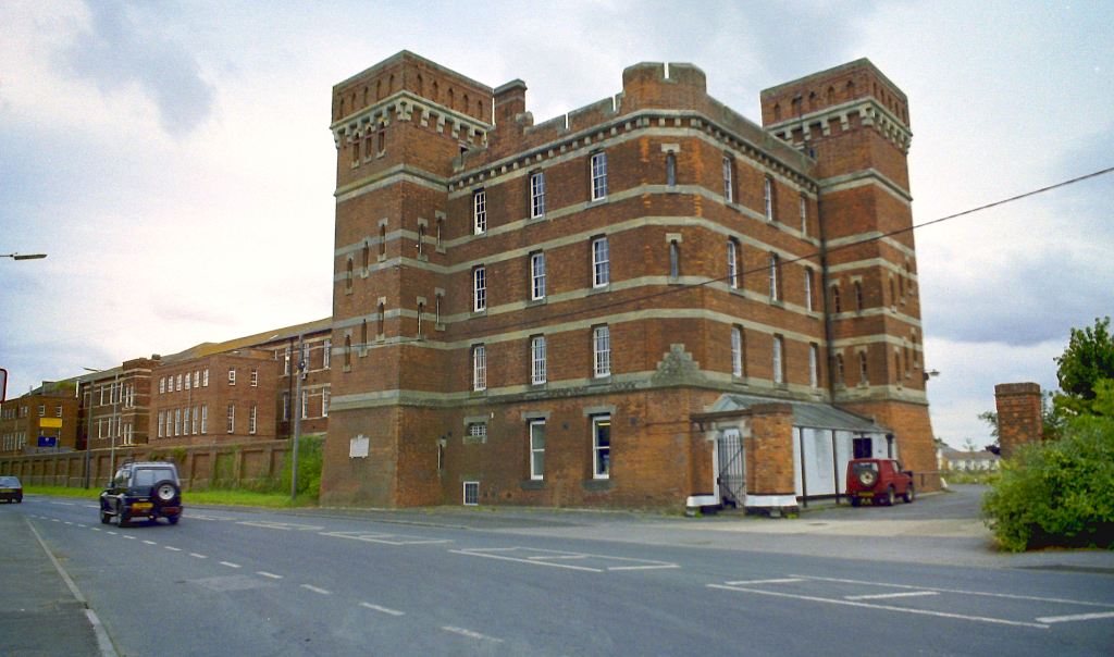 Le Marchant Barracks